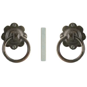 From The Anvil 33112 - Beeswax Ring Turn Handle Set