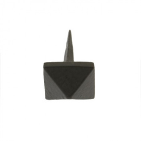 From The Anvil 33194 - Black Pyramid Door Stud 20mm