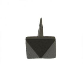 From The Anvil 33194 - Black Pyramid Door Stud 20mm