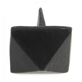 From The Anvil 33195 - Black Pyramid Door Stud 25mm