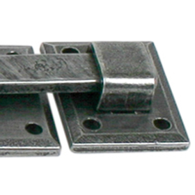 From The Anvil 33623 - Pewter Patina French Door Bolt 6 inch