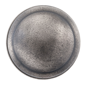 From The Anvil 83505 - Antique Pewter Cast Centre Door Knob