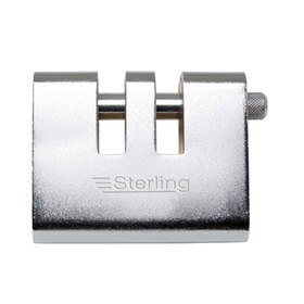 Sterling Locks 100ASP - SOLD SECURE Hardened Chain and Padlock - 1m