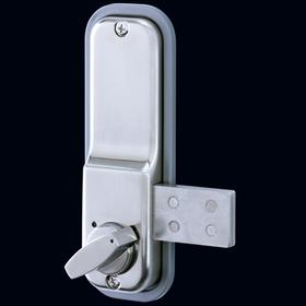 Codelocks CL200 - Mechanical Codelock with Surface Deadbolt