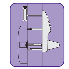 Codelocks CL5000PK - Panic Access Kit