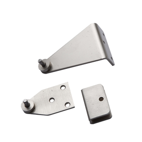 Exidor 9943 S - Slide Arm Door Closer, Power Size 2-4 with Square Cover, Backcheck and Delayed Action