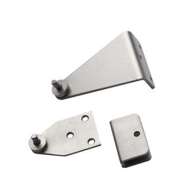 Exidor 9940 R - Overhead Door Closer, Power Size 2-5 with Radius Cover, Adjustable Backcheck/Delayed Action
