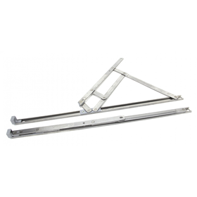 From The Anvil 91034 - SS 20 inch Defender Friction Hinge - Top Hung