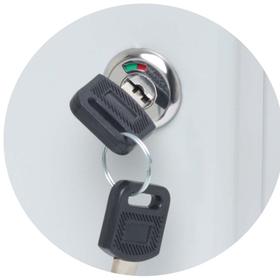 Sterling Locks KC24 - Lockable Key Cabinet - 24 Keys