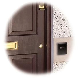 Sterling Locks KM1 - KeyMinder Combination Lock Box