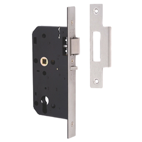 Union JL2C25 - JL2C25  - Euro Profile Deadlocking Mortice Nightlatch - 55mm backset