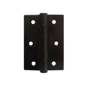 From The Anvil 91041 - Black Ball Bearing Butt Hinge 3 x 2 inch