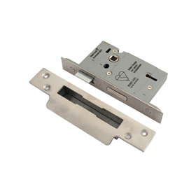 From The Anvil 91060 - Heavy Duty Sash Lock 3 inch/78mm SSS