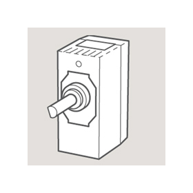 Exidor 325 - Tungsten Dimmer Interior Switch Spindle Module 60-400W