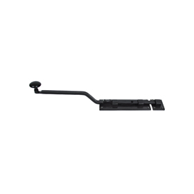 From The Anvil 33113 - Black French Door Bolt 6 inch