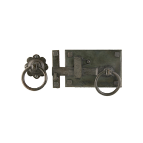 From The Anvil 33147R - Beeswax Cottage Latch - Right Hand
