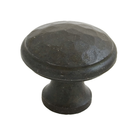 From The Anvil 33197 - Beeswax Beaten Cupboard Knob 30mm