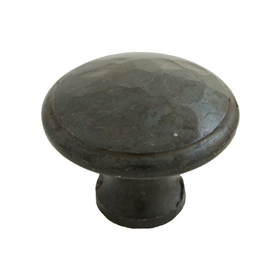 From The Anvil 33198 - Beeswax Beaten Cupboard Knob 40mm