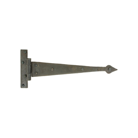 From The Anvil 33206 - Beeswax Arrow Head Hinge 12 inch
