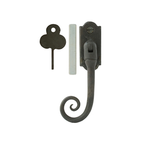 From The Anvil 33225 - Beeswax Monkeytail  Locking Espag Fastener - Left Hand