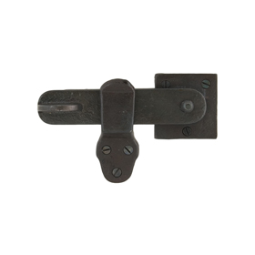From The Anvil 33296 - Beeswax Privacy Latch Set
