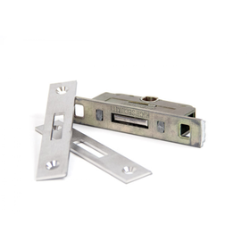 From The Anvil 90221 - Window Deadbolt Lock and Keep Plate