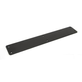 From The Anvil 91760 - Black Plain Fingerplate