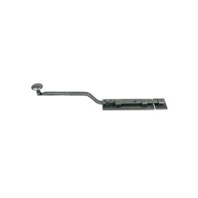 From The Anvil 33624 - Pewter Patina French Door Bolt 10 inch
