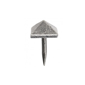 From The Anvil 33695 - Pewter Patina Pyramid Door Stud 20mm