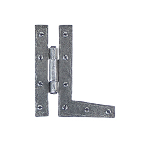 From The Anvil 33784 - Pewter Patina HL Hinge 3 inch