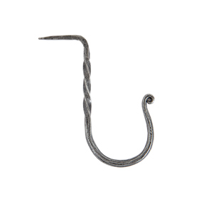 From The Anvil 33800 - Pewter Patina Cup Hook - Large