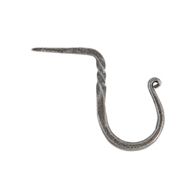 From The Anvil 33804 - Pewter Patina Cup Hook - Small