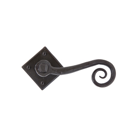 From The Anvil 33848 - Beeswax Monkeytail Lever on Diamond Rosette