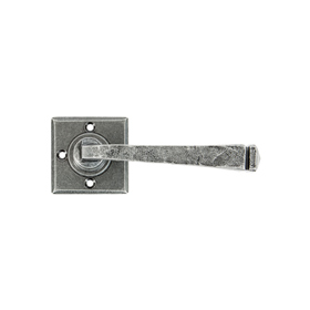 From The Anvil 33874 - Pewter Avon Lever on Rose Set Unsprung