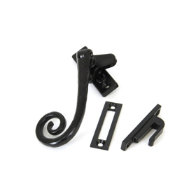 From The Anvil 33882 - Black Deluxe Monkeytail Fastener - LH