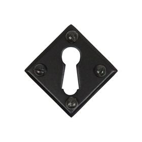 From The Anvil 33965 - Black Diamond Escutcheon Plate