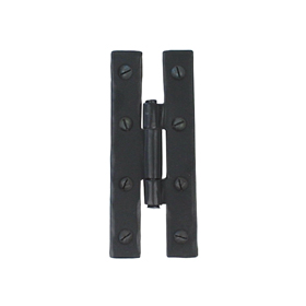 From The Anvil 33985 - Black H Hinge 3 1/4 inch