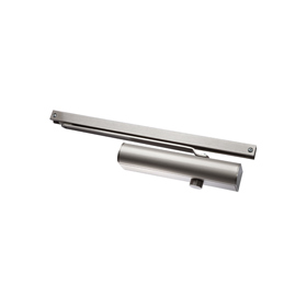 Exidor 4943 - Slide Arm Door Closer, Power Size 2-4 with Adjustable Backcheck and Delayed Action