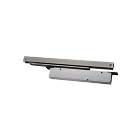 Exidor 6805-Single - Concealed Door Closer, Single Action, Power Size 2 - 4, With Matching Arm, Channel & Hold Open