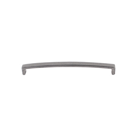 From The Anvil 83532 - Natural Smooth Ribbed Pull Handle 232mm