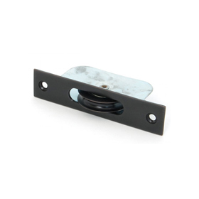 From The Anvil 83637 - Black Square Ended Sash Pulley 75kg