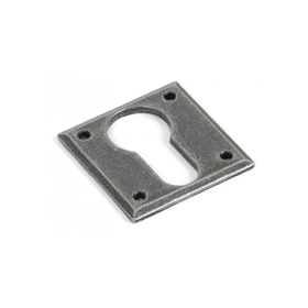From The Anvil 83656 - Pewter Avon Euro Escutcheon