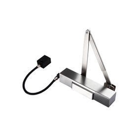 Exidor 9870 S - E-Mag Door Closer, Power Size 4 with Square Cover