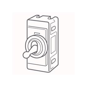 Wandsworth 93 - Palace Intermediate Toggle Switch