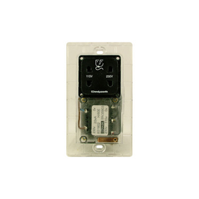 Wandsworth A939/B - Shaver Socket Interior/Black