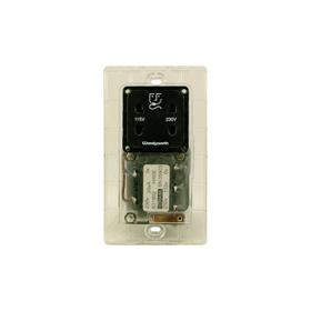 Wandsworth A939/W - Shaver Socket Interior/White