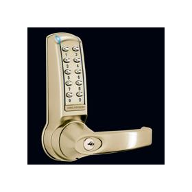 Codelocks CL4010 - Medium Duty Electronic Tubular Mortice Codelock