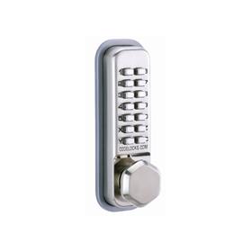 Codelocks CL210 - Mechanical Codelock with Mortice Deadbolt