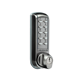 Codelocks CL2210 - Entry Level Electronic Codelock with Mortice Deadbolt
