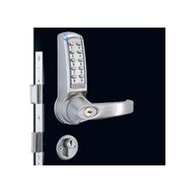 Codelocks CL4020 - Medium Duty Electronic Tubular Mortice Sash Codelock with Deadbolt and Latchbolt